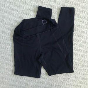 Girlfriend collective black leggings